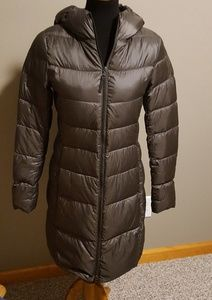 Uniqlo light coat